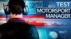 Motorsport Manager im Test - Wir machen einen Rennstall auf! (Test / Review)