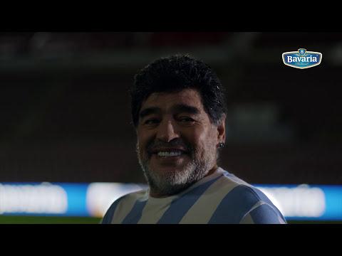 Bavaria 0.0 The Original:  Maradona