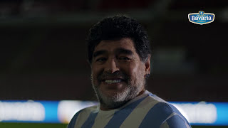 Bavaria 0.0 The Original:  Maradona