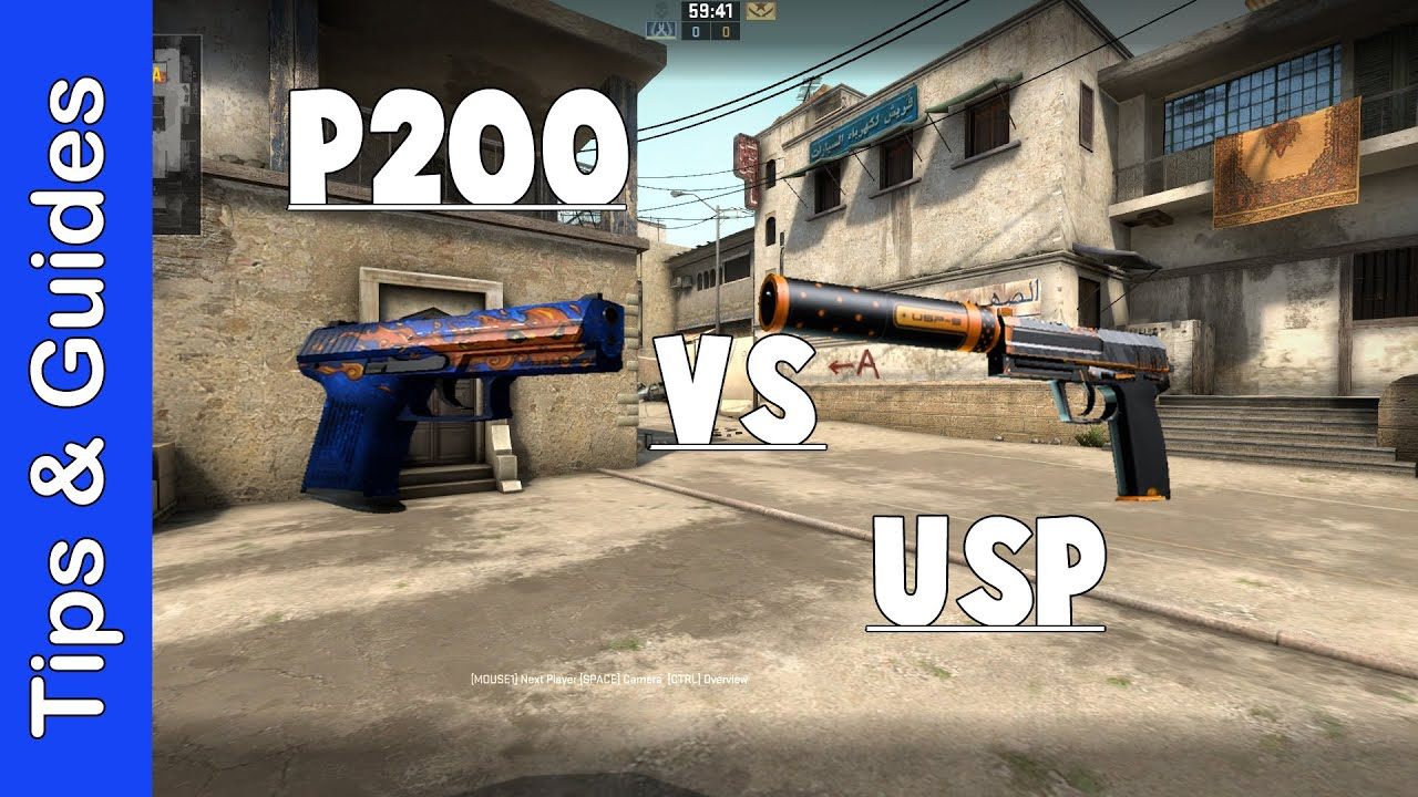 USP S vs P20  Which To Use & Why
