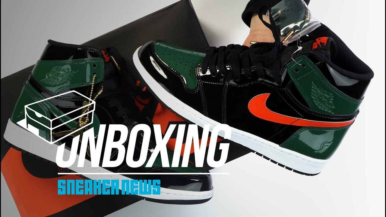 15c6329265d392 Miami Police Department shut down this Air Jordan 1 release. Sneaker News
