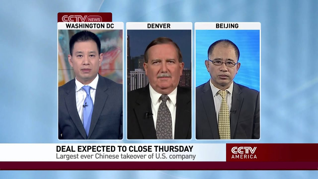Panel discussion on Chinese firm taking over Smithfield