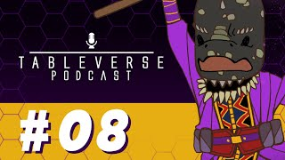 "Ep. 08: ""Star Shooters! (pew pew)""  -  Tableverse  -  a #Starfinder actual play #podcast"