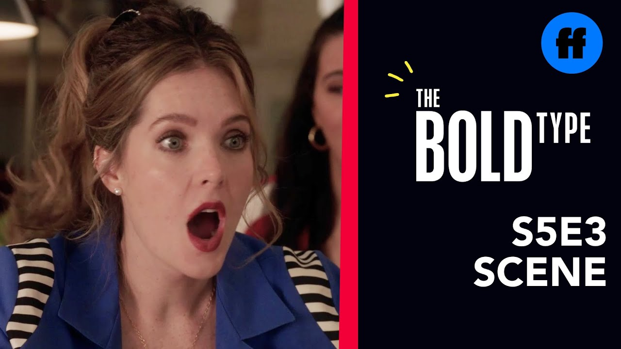 Download The Bold Type Season 5, Episode 3 | Is Sutton's Wedding Dress Ugly? | Freeform