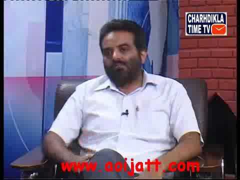 BABU MAAN COMENT ON LALA LAJ PAT RAI CHARDIKALA TIME TV PART1 ..flv