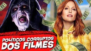 10 Políticos mais CORRUPTOS do CINEMA! 👔 💰 #ELEIÇÕES