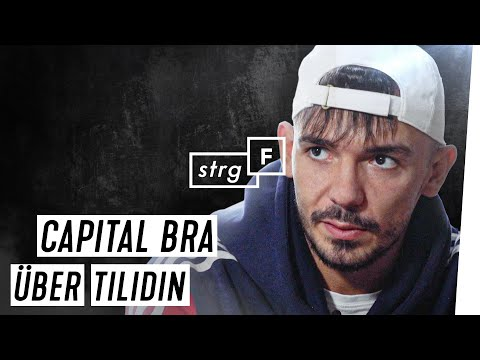 Capital Bra: Interview über seine Tilidin-Sucht   STRG_F