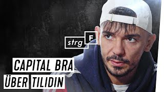 Capital Bra: Interview über seine Tilidin-Sucht | STRG_F