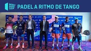 Presentación Buenos Aires Padel Master 2019 | World Padel Tour