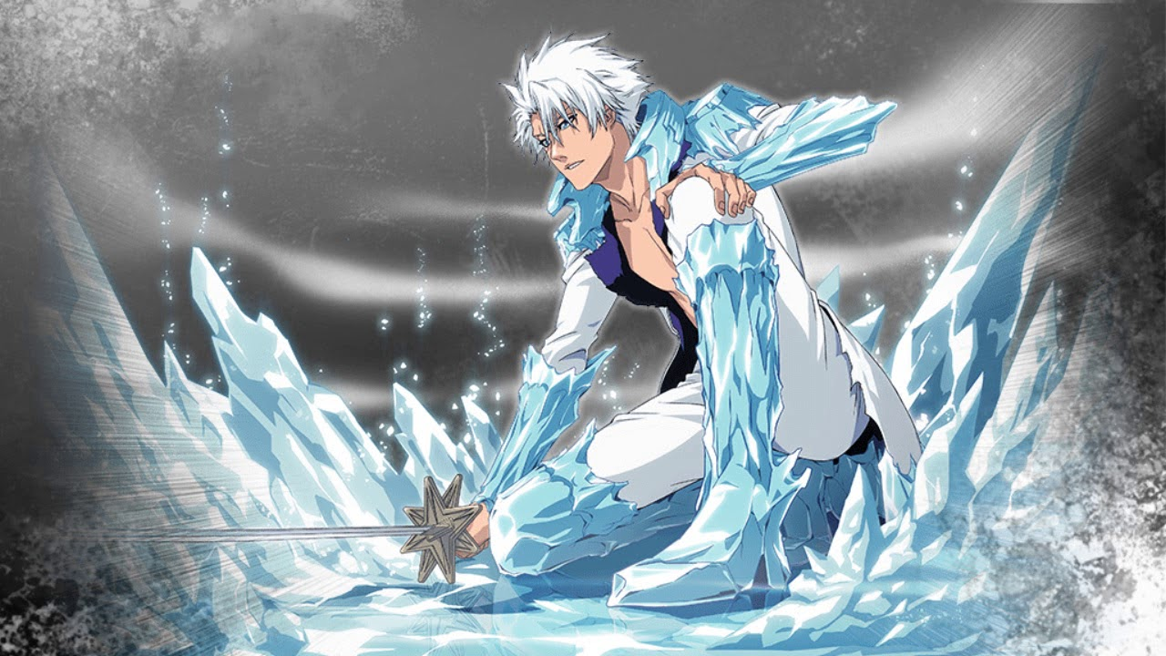 Image result for toshiro hitsugaya
