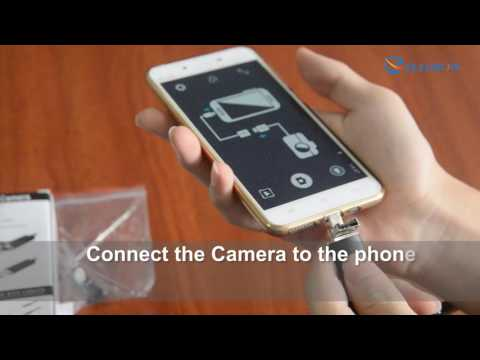 [Elecrow] Endoscope Camera For PC And Android Phone