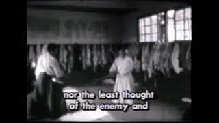 Bokken - Morihei Ueshiba O Sensei