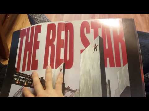 THE RED STAR shows that comic book storytelling can go much bigger.