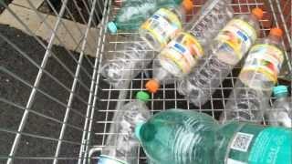 Автомат для приема пластиковых ПЭТ бутылок.Германия.