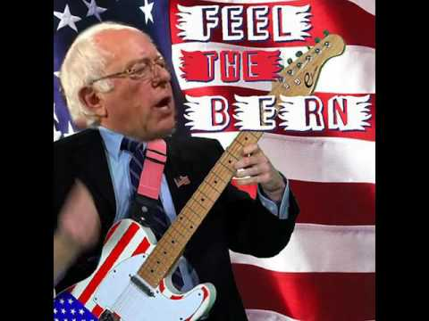 "The Gregory Brothers ""Feel The Bern"""