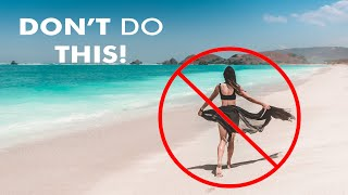 TOP 3 BIGGEST Travel Video MISTAKES! - How to Make Better Travel Videos