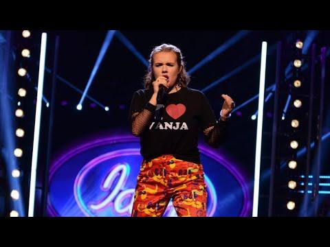 Vanja Engström: Dance With Somebody – Mando Diao - Idol Sverige (TV4)