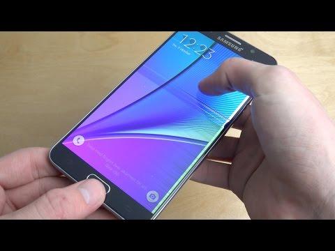 So I Dropped My Samsung Galaxy Note 5...
