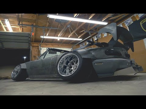 DIY Full Metal Side-skirts | MAD MAX STYLE