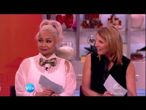 Ciara Interview on The View 5-6-15