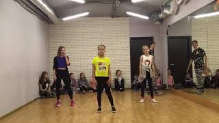 Танец под Дима Билан - Держи
