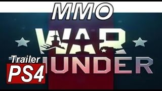 Playstation 4 Trailers - War Thunder Ground Forces Teaser MMO 2013 HD