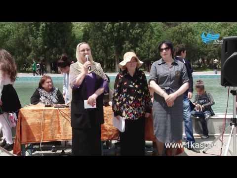 Республиканские и городские соревнования по судомодельному спорту завершились  в Каспийске