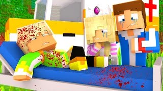 BABY HUGO HAD A BIG ACCIDENT!!!- Baby Leah Minecraft Roleplay!