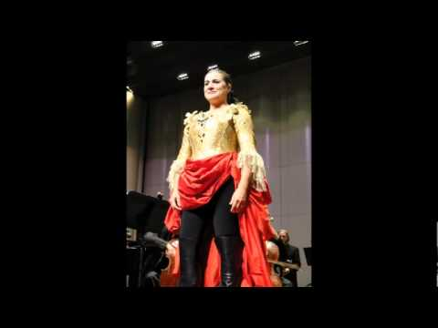 Cecilia Bartoli - La Danza (live in Brisbane 18 March 2011)