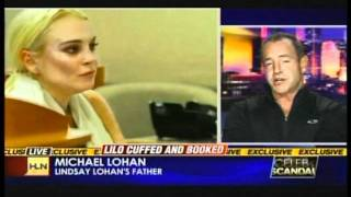 Michael Lohan Mentions G & G on HLN