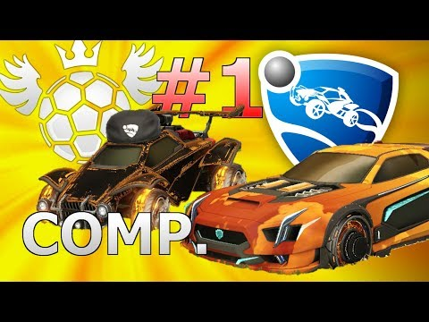 Competitive Duo Wins #1 - Rocket League | Ripip