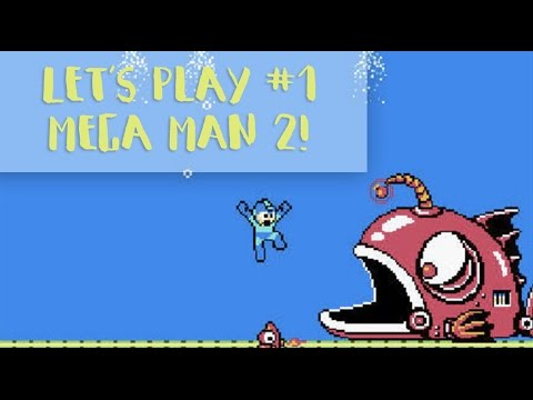 Let's Play! - Mega Man 2 ASMR - male, whispering, gaming, video games, playthrough