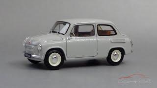 ЗАЗ-965 «Запорожец» 1960 вариант №2 || DiP Models || Масштабные модели автомобилей СССР...