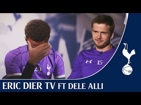 Eric Dier revenge interview ! Spurs TV Takeover !