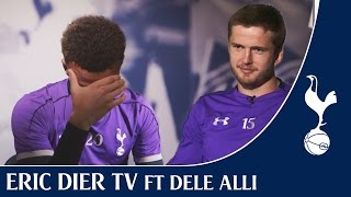 Eric Dier revenge interview ! Spurs TV Takeover !