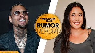 Vanessa Carlton Doesn't Approve Of Chris Brown Promoting Her Song