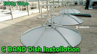 C Band Dish Antenna Price
