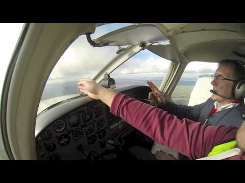 Durham Tees Flight Training: EASA PPL Ex 10 (a) Stalls & Recovery PA28 Warrior