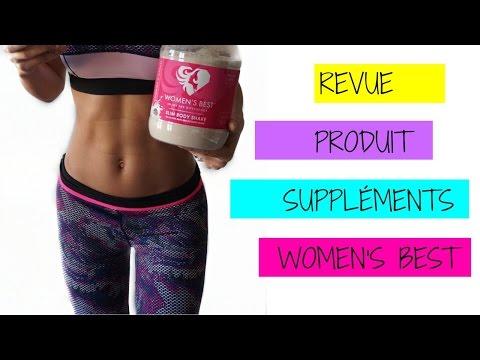 revue-produit-women's-best-(slim-body-shake-et-whey-protéine)