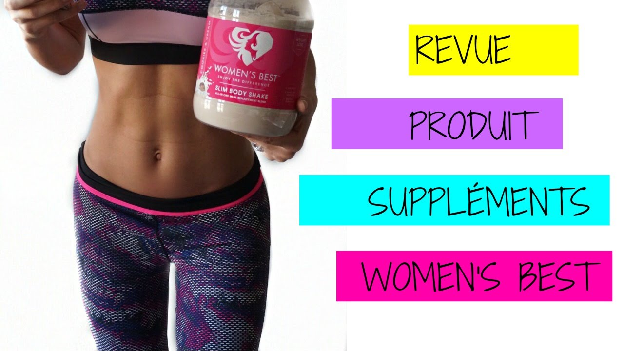 whey proteine pour femme