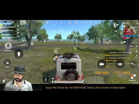 PUBG MOBILE LITE LIVE STREAM | 0.18.0 UPDATE IS HERE | ROAD TO 5K