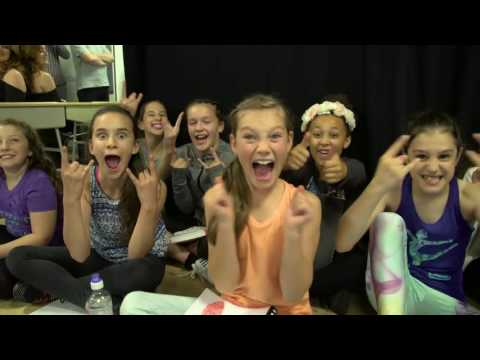 School of Rock The Musical - Rehearsals are on!
