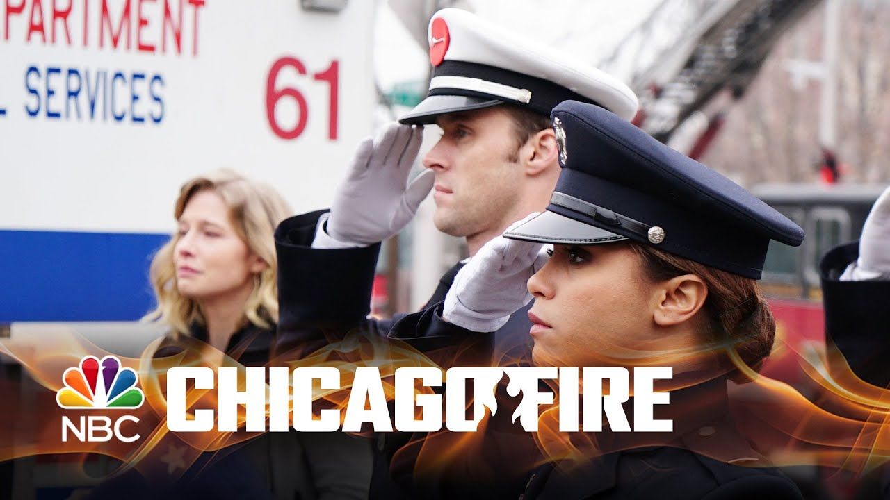 Download Chicago Fire - Shay's Dedication Ceremony (Episode Highlight)