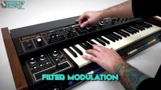 Roland Jupiter-4 Demo