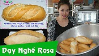 Quy trình làm bánh mì