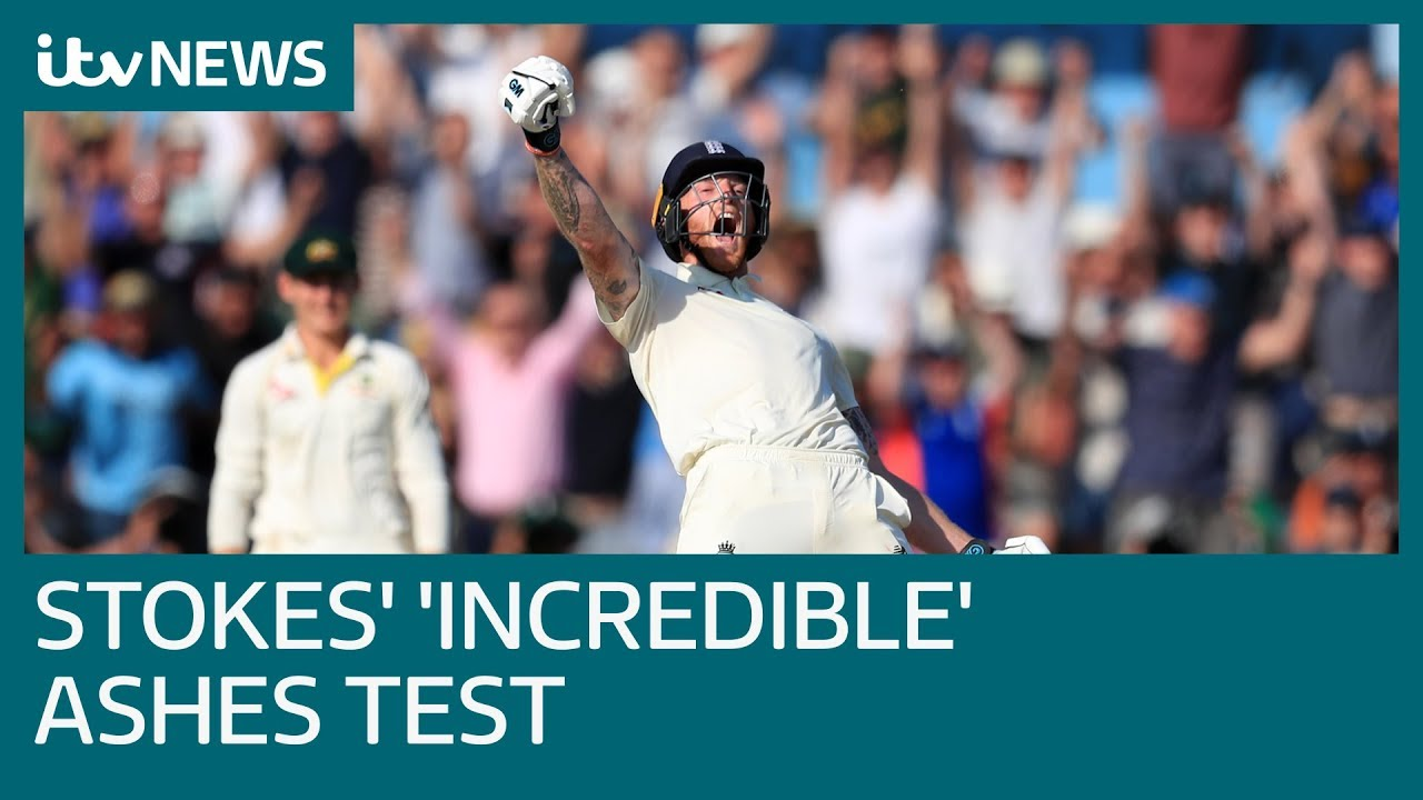 Download In full: Ben Stokes speaks after saving the Ashes with stunning century   ITV News