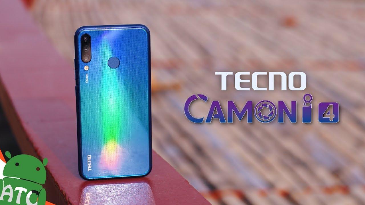 Tecno Camon i4 Full Review | ATC