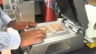 Запечатування лотка ручної 1
