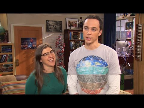 The Big Bang Theory - The Cast Talk Season 8