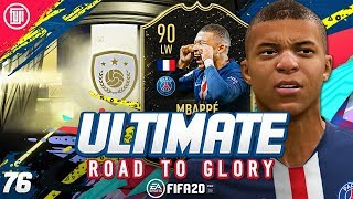 ICON IN A PACK!!!! ULTIMATE RTG #76 - FIFA 20 Ultimate Team Road to Glory